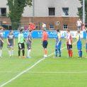 UNENT-SCHIEDEN ZUM SAISONAUF-TAKTIm ersten Meisterschaftsspiel musste unsere KM gegen den Bezirksligaabsteiger der letzten Saison auswärts in der LINZ AG Arena antreten.